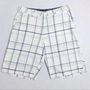 O'Neill Men's Plaid Shorts